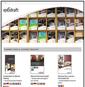 exodraft brochures-frontpage